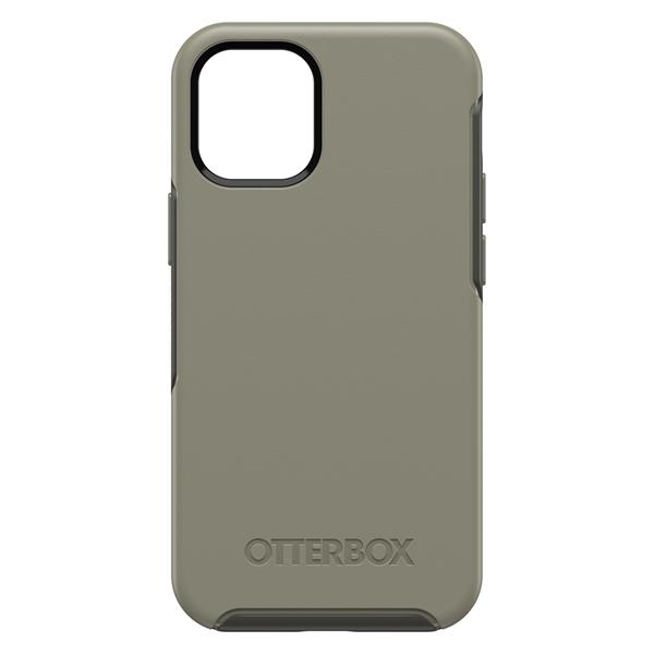 כיסוי Otterbox ל iPhone 12 mini דגם Symmetry אפור