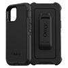 כיסוי Otterbox ל iPhone 12 mini דגם Defender שחור