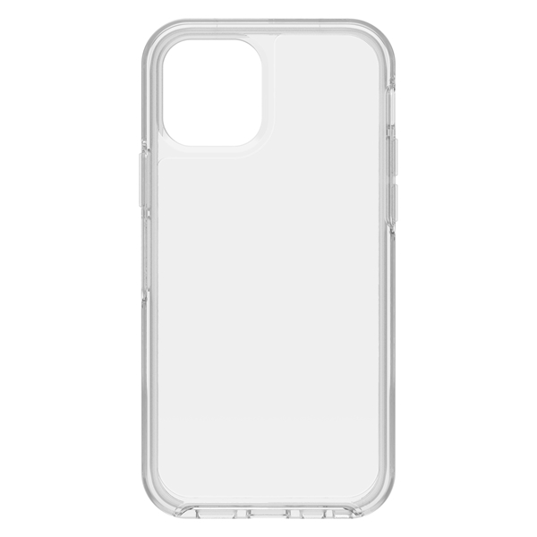 כיסוי Otterbox ל iPhone 12 & Pro דגם Symmetry שקוף