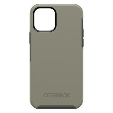 כיסוי Otterbox ל iPhone 12 & Pro דגם Symmetry אפור