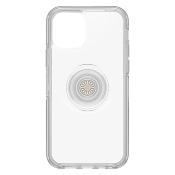 כיסוי Otterbox ל iPhone 12 & Pro דגם Symmetry POP שקוף