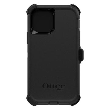 כיסוי Otterbox  ל iPhone 12 & Pro דגם Defender שחור