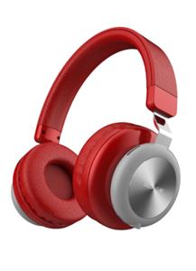 אוזניות Bluetooth BLACK דגם HD 300 (אדום)