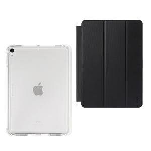 כיסוי Skech ל iPad Air 10.9 דגם Flipper Prime שחור