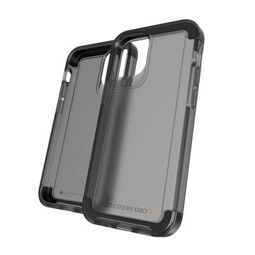 כיסוי GEAR4 ל iPhone 12 Pro Max דגם Wembley אפור מעושן