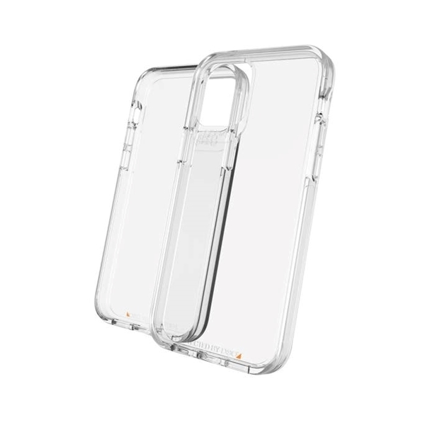 כיסוי GEAR4 ל iPhone 12 Pro Max דגם Crystal Palace שקוף