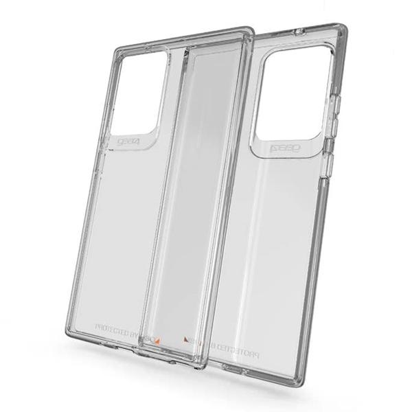 כיסוי GEAR4 ל Galaxy Note 20 דגם Crystal Palace שקוף