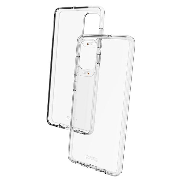 כיסוי GEAR4 ל Galaxy A71 דגם Crystal Palace שקוף