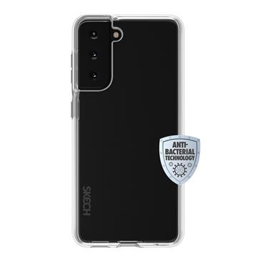 כיסוי Skech ל Galaxy S21  דגם Duo שקוף