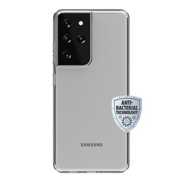 כיסוי Skech ל Galaxy S21 Ultra  דגם Duo שקוף
