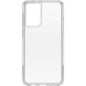 כיסוי Otterbox ל Galaxy S21 Plus דגם Symmetry שקוף