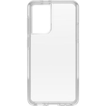 כיסוי Otterbox ל Galaxy S21 דגם Symmetry שקוף