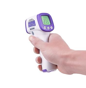 מד חום דיגיטלי אינפרא אדום (ללא מגע) Simzo דגם HW-302