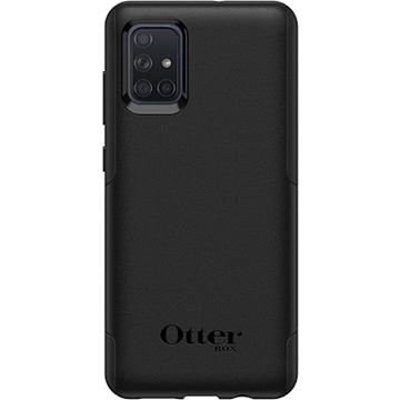 כיסוי Otterbox ל Galaxy A71 דגם Commuter שחור