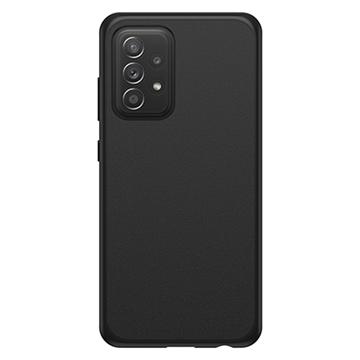 כיסוי Otterbox ל Galaxy A52 דגם React שחור