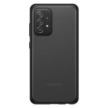 כיסוי Otterbox ל Galaxy  A52 דגם React שקוף/שחור