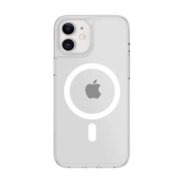 כיסוי ל iPhone 12&Pro דגם Crystal MagSafe שקוף