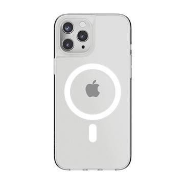 כיסוי ל iPhone 12 Pro Max דגם Crystal MagSafe שקוף