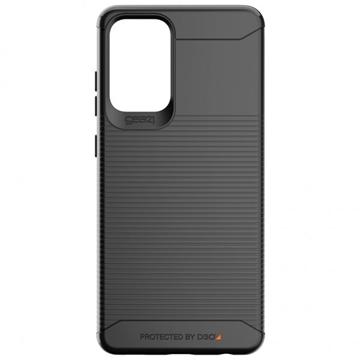 כיסוי GEAR4 ל Galaxy A52 דגם Havana שחור
