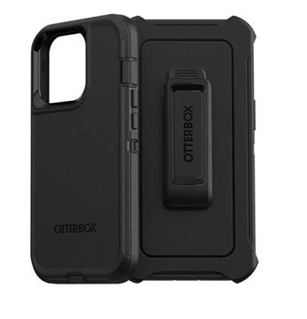 כיסוי Otterbox ל  iPhone 13 Pro  דגם Defender שחור