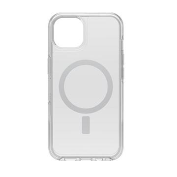כיסוי Otterbox ל iPhone 13  דגם Symmetry + Magsafe שקוף