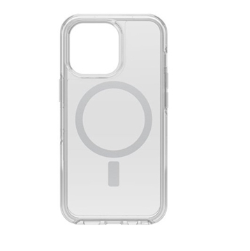 כיסוי Otterbox ל  iPhone 13 Pro דגם Symmetry + Magsafe שקוף