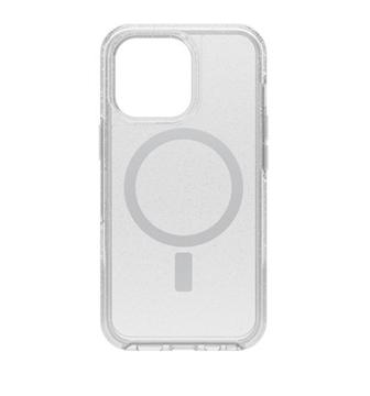 כיסוי Otterbox ל  iPhone 13 Pro דגם Symmetry Stardust + Magsafe שקוף