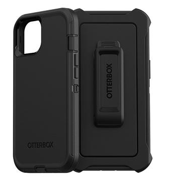 כיסוי Otterbox ל iPhone 13  דגם Defender שחור